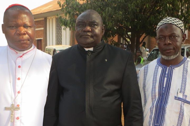 PLATEFORME DES CONFESSIONS RELIGIEUSES DE CENTRAFRIQUE