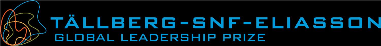 Tallberg-SNF-Eliasson Global Leadership Prize